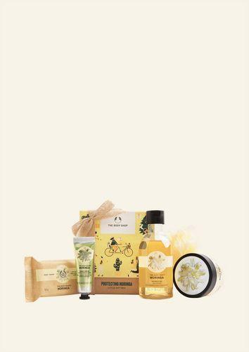 The Body Shop Protecting Moringa Little Gift Box