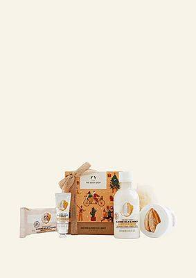 The Body Shop Soothing Almond Milk & Honey Little Gift Box