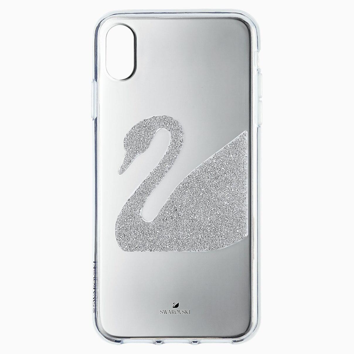 Swarovski Swan Smartphone Case, iPhone® XS Max, Gray