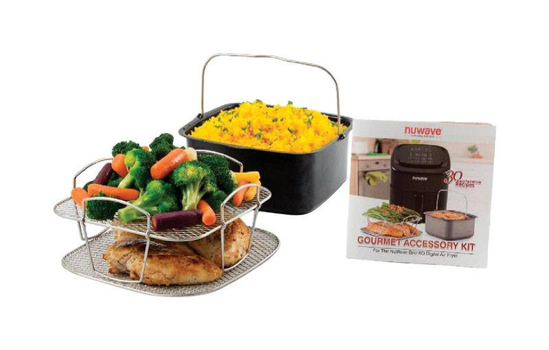 NuWave Brio 6 qt. Gourmet Accessory Kit
