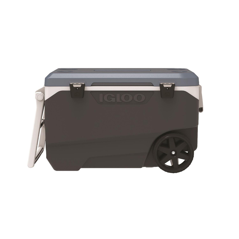 Igloo MaxCold Latitude Cooler 90 qt. Blue/Gray