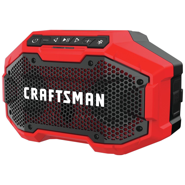 Craftsman V20 20V MAX Wireless Bluetooth Jobsite Speaker