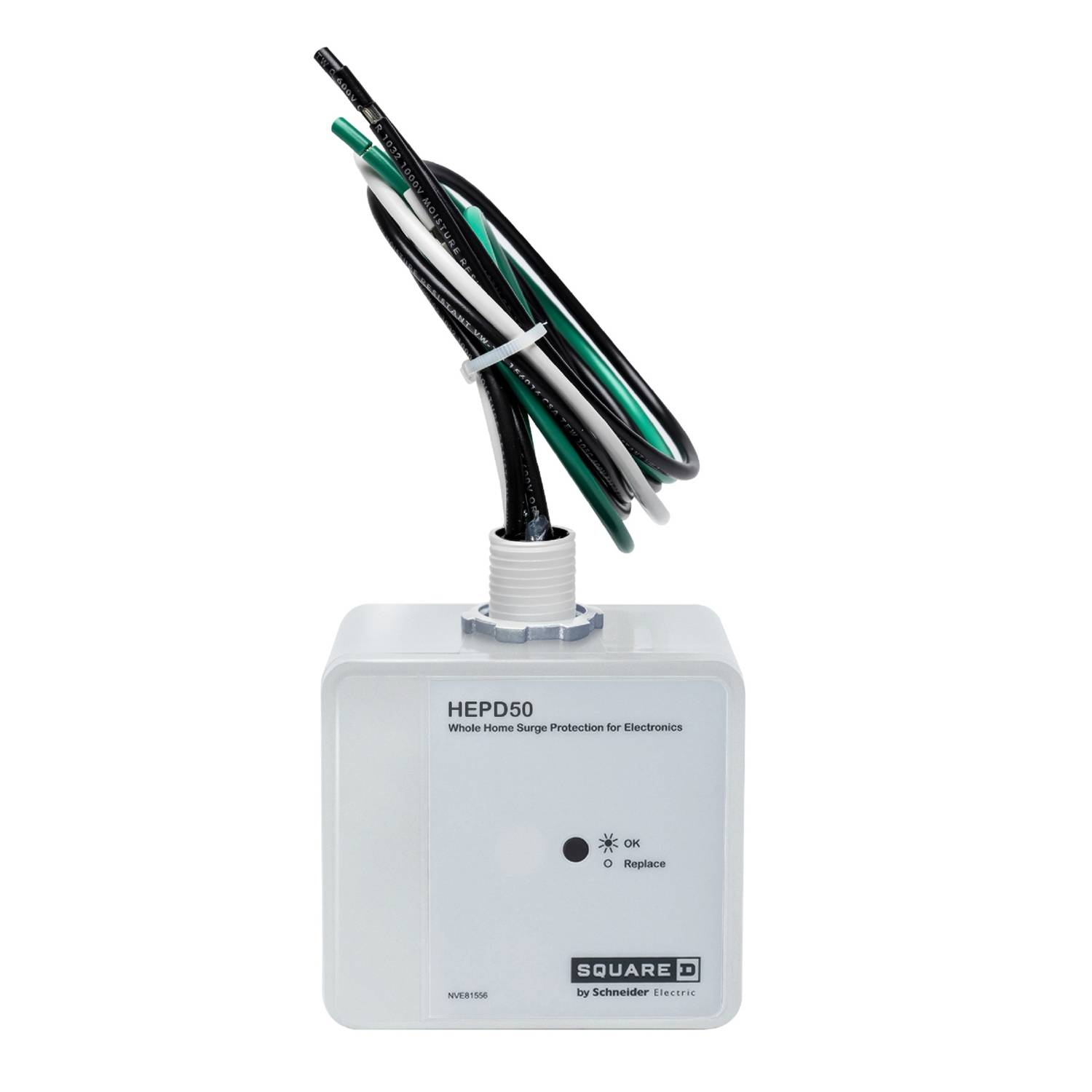 Square D Schneider Electric 200 amps Surge Home Electronics Protective Device
