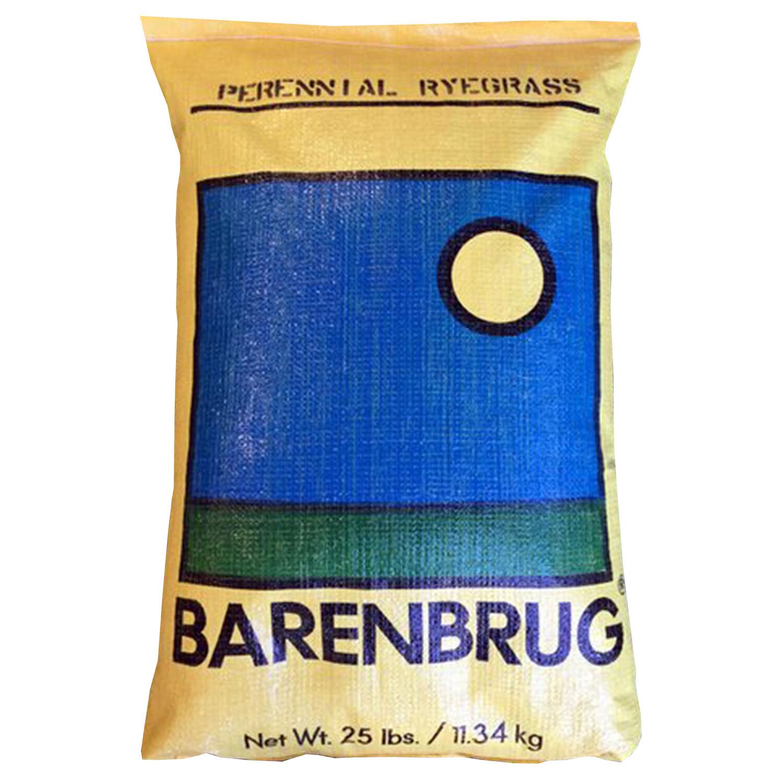 Barenbrug Perennial Ryegrass Full Sun Lawn Seed Blend 25 lb.