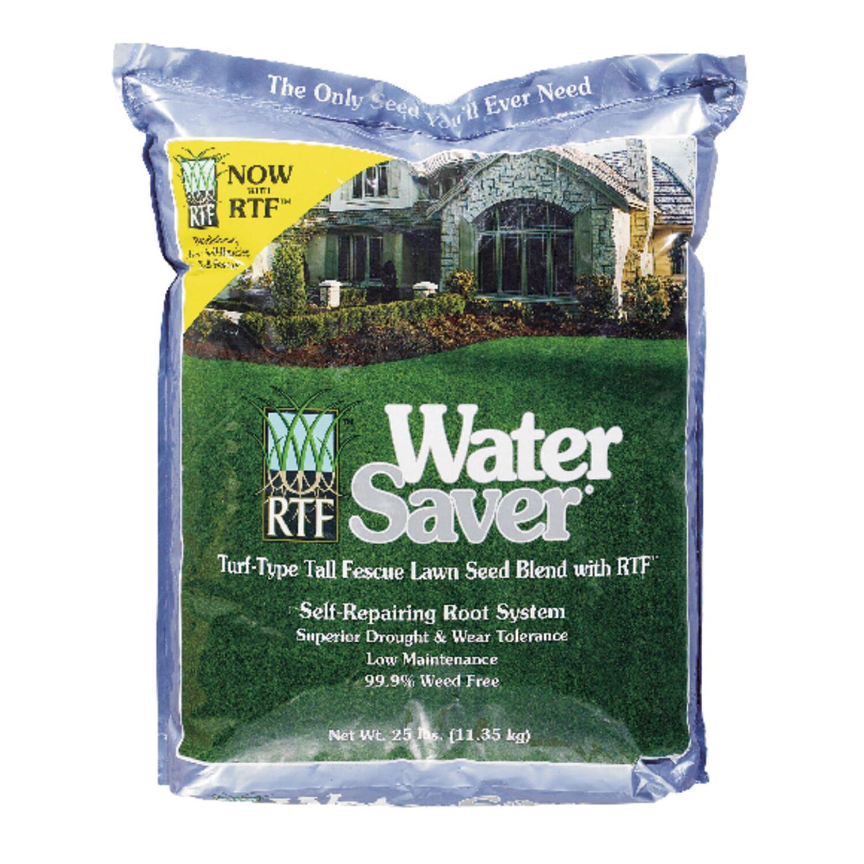 Barenbrug Water Saver Tall Fescue Sun/Shade Lawn Seed Blend 25 lb.