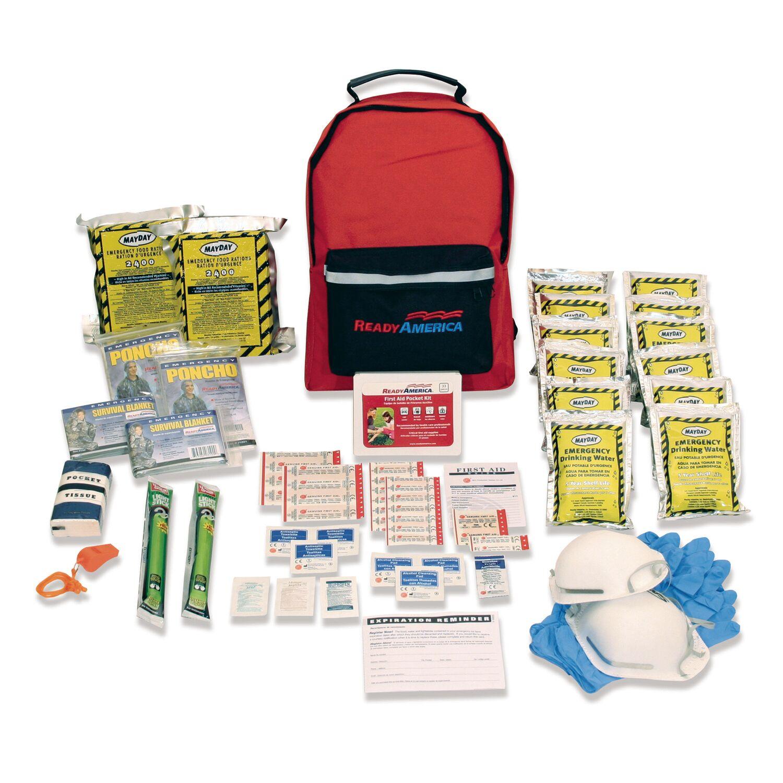 Ready America Emergency Kit