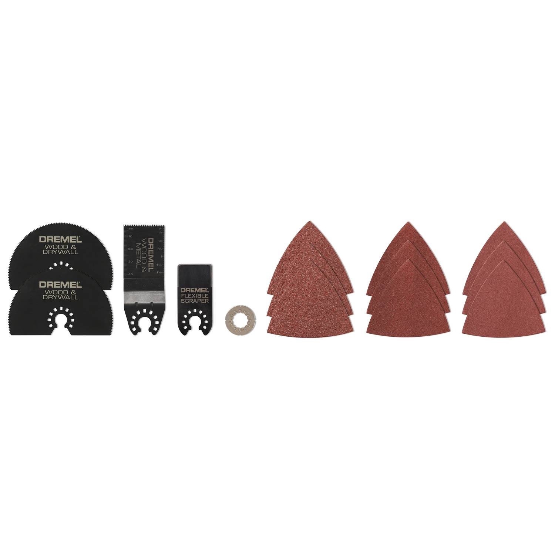 Dremel Multi-Max Metal Accessory Kit 13 pc.