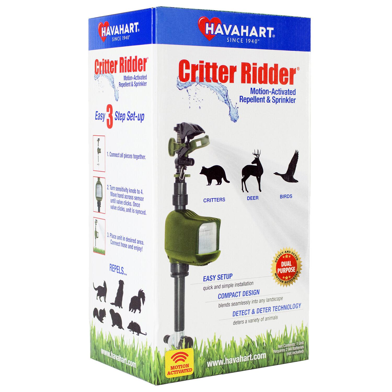 Havahart Spray Away Sprinkler Animal Repeller For Outdoor Pests