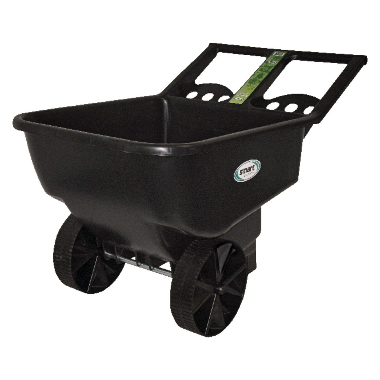 Smart Cart Poly Garden Cart 4.5 cu. ft.