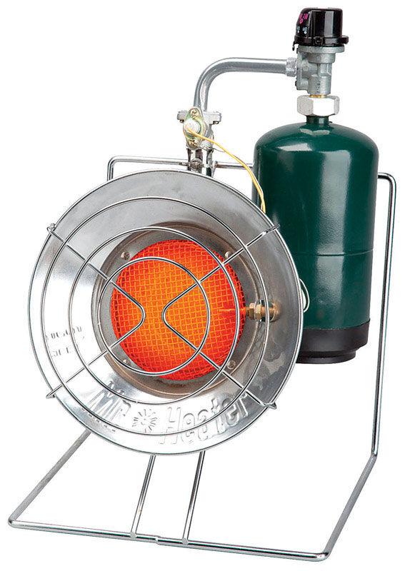 Mr. Heater 15000 BTU/hr. 300 sq. ft. Infrared Liquid Propane Portable Heater