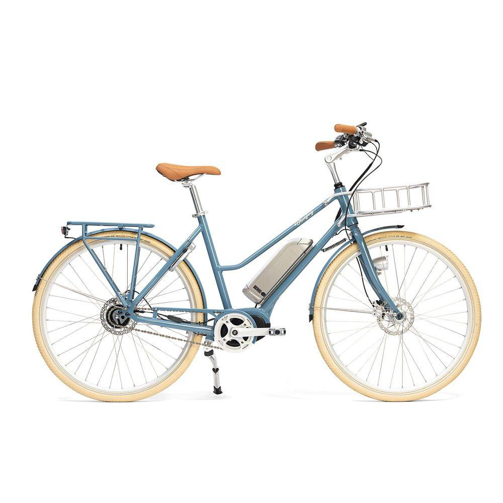 Bluejay Bicycles Premiere Edition Electric Bike, Small/Medium