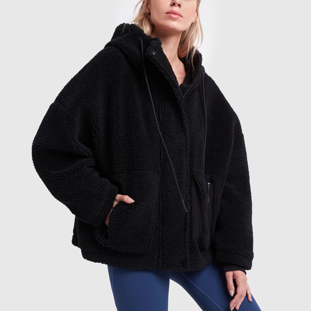 Varley Montalvo Coat in Black, X-Small