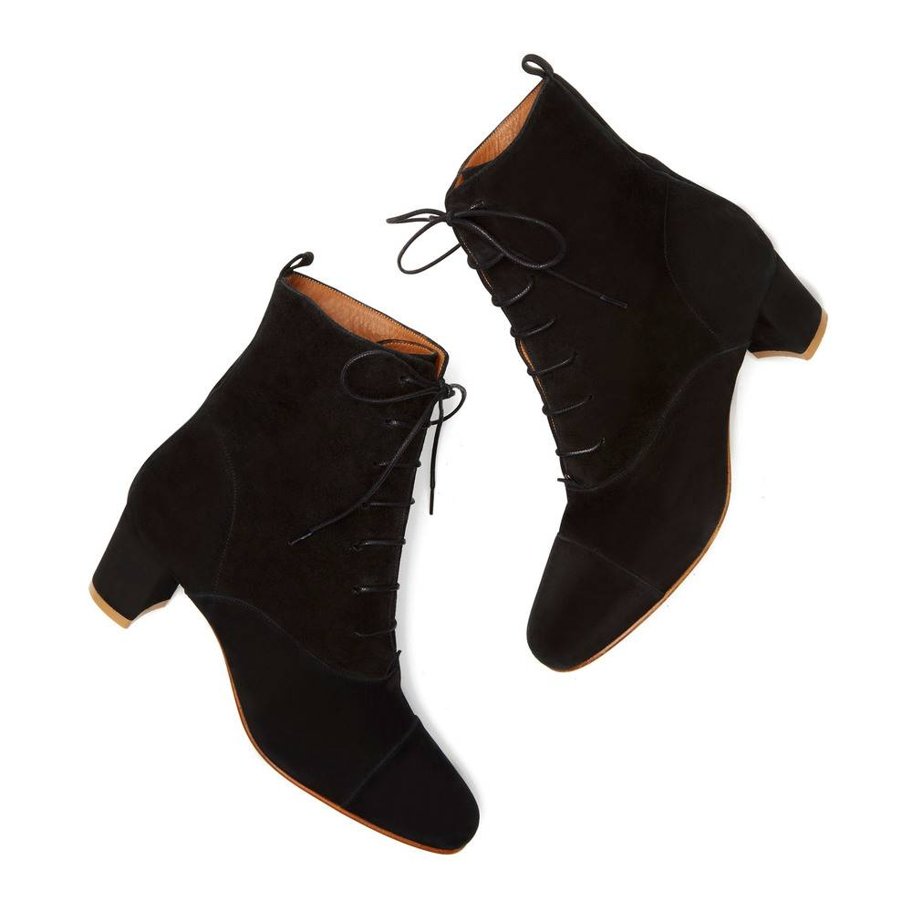 BY FAR Shoes Lada Boots in Black, Size IT 40