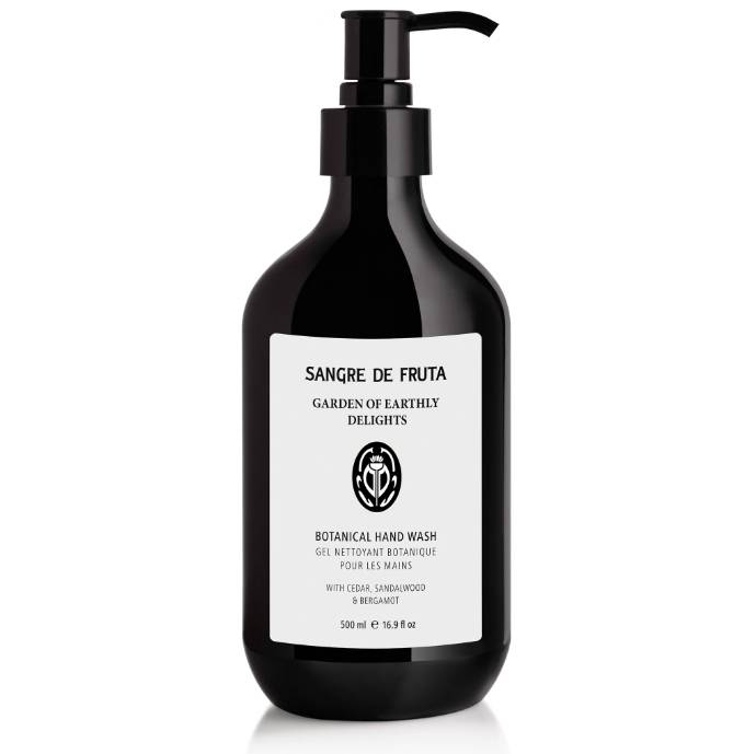 Sangre de Fruta Garden Of Earthly Delights Botanical Hand Soap