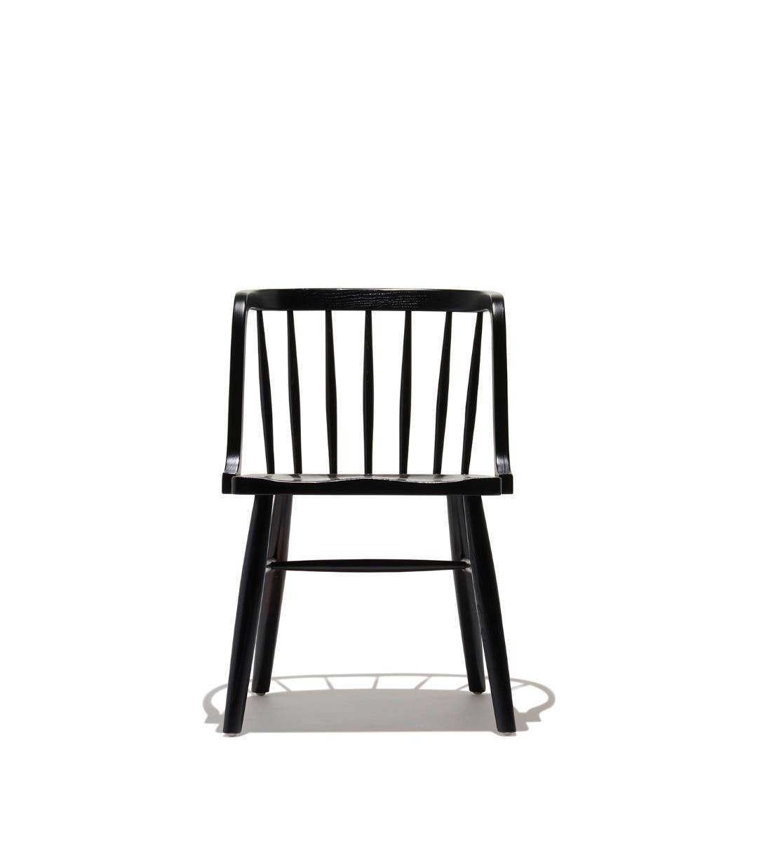 Industry West Estate Dining Chair Oak