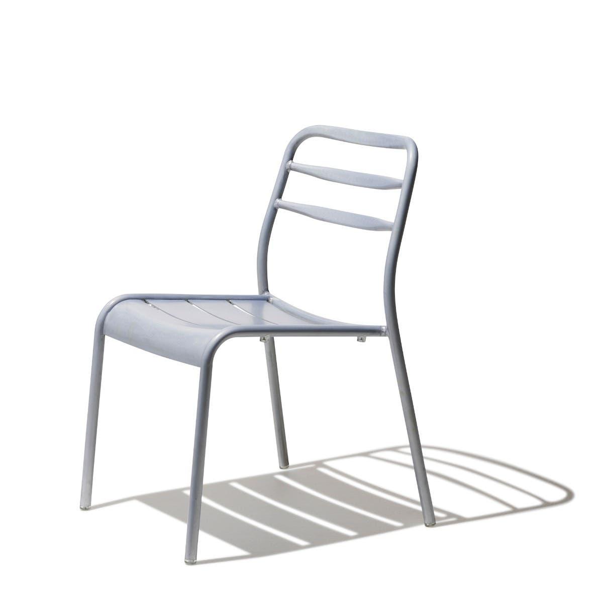 Industry West Suzy Side Chair Ocean Blue Pantone 7469C