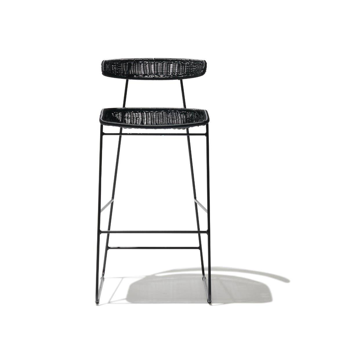 Industry West Rimrow Bar Stool Black