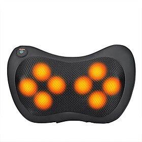 1Pc Multi-Function Cervical Vertebra Leg Waist Gift Custom-Made Electric Massage Instrument Car Home Massage Pillow Cushion