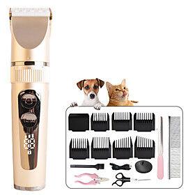 Pet Hair Clippers Teddy Cat Shaver Dog Hair Hair Clipper Trimming Hair Clipper