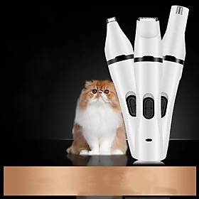 Pet Hair Clipper To Shave Feet And Hair Clippers USB Charging Pet Hair Clipper Multifunctional