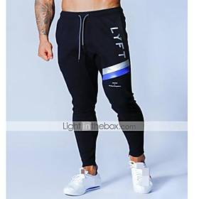 Men's High Waist Sweatpants Joggers Jogger Pants Track Pants Sports  Outdoor Athleisure Wear Bottoms Drawstring Cotton Winter Running Walking Jogging Training
