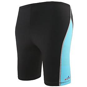 Bluedive Men's Wetsuit Shorts 1.8mm Neoprene Bottoms Thermal / Warm Quick Dry Swimming Diving Surfing Patchwork