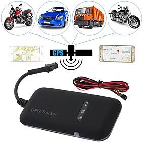 Car Tracker GPS Vehicle Tracker Real Time Locator GSM Motorcycle Car Bike Anti-theft Tool UBLOX GSM/GPRS 850/900/1800/1900Mhz