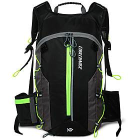 10 L Daypack Cycling Backpack Waterproof Lightweight Breathable Bike Bag Terylene Nylon Bicycle Bag Cycle Bag Cycling Outdoor Exercise Multisport