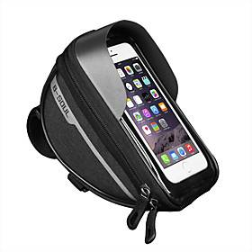 Cell Phone Bag 6.4 inch Cycling for Similar Size Phones Black Blue Red Bike / Cycling