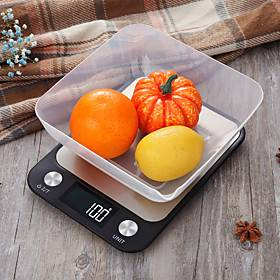 5g-10kg Multi-mode LCD-Digital Screen Auto Off Electronic Kitchen Scale Home life Kitchen daily