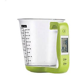 Electronic Measuring Spoon Measuring Cup 500g0.1g Multifunctional Kitchen Measuring Cup Scale Electronic Bench Scale Gram Scale