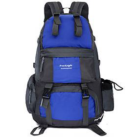 free knight brand 50l outdoor waterproof travel sports camping mountaineering backpack
