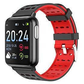 BT V5 Smart Watch BT Fitness Tracker Support Notify/ Heart Rate Monitor/ ECG Sport Bluetooth Smartwatch Compatible IOS/Android Phones