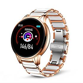 LG56 Smartwatch Support Answer-call, Sports Tracker for Android/ IOS/ Samsung Phones