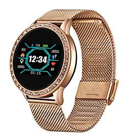 W7 Long Battery-life Smartwatch for Android/ IOS/ Samsung Phones, Sports Tracker Support Heart Rate Monitor