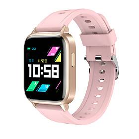 Apple GT01 Smartwatch for Apple/Android/Samsung Phones, Sports Tracker Support Heart Rate/Blood Pressure/Blood-oxygen Monitor