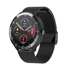 TM17 Smartwatch Support Bluetooth Call/Heart Rate/Blood Pressure Measure, Sports Tracker for Android/IOS/Samsung Phones