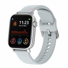 Apple T54 Smartwatch for Apple/Samsung/Android Phones, Sports Tracker Support Heart Rate/Blood Pressure Measure