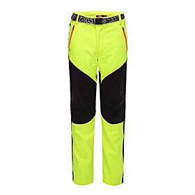 women fleeced snow hiking pants water repellent windproof outdoor sports softshell winter pants,orange women,medium