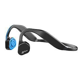 Vidonn F1 Bone Conduction Headphones Wireless Neckband Bluetooth 5.0 Sport Fitness Stereo Open Ear Headset HD Voice Call Safe Car Driving Cycling Earphones