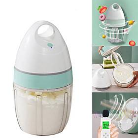Electric Cream Beater Dough Mixer Home Baking Small Automatic Whip Beater Kitchen Tools Gadgets Egg Tools Egg Beater