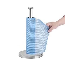Kitchen Roll Paper Accessory Toilet Paper Holder Stainless Steel Bathroom Tissue Towel Accessories Rack Holders