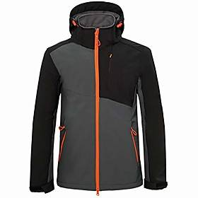 Sport Coats, Autumn Winter Lightweight Packable Raincoat for Outdoor, Camping, Travel Mens Autumn Winter Casual Fashion Waterproof Keep-Warm Sport Outdoor Long