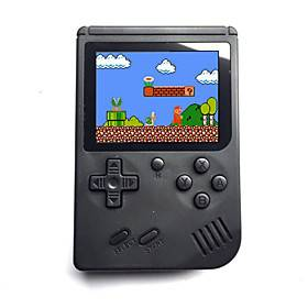 500 Games in 1 Handheld Game Player Game Console Mini Handheld Pocket Portable Built-in Game Card Classic Theme Retro Video Games with 3 inch Screen Kid's Adul