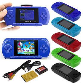 Handheld Game Player Game Console Mini Handheld Pocket Portable Built-in Game Card Classic Theme Retro Video Games with Screen Kid's Adults' All 1 pcs Toy Gift