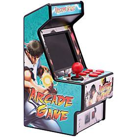 156 Games Handheld Game Player Game Console Mini Retro Arcade Mini Handheld Pocket Portable Built-in Game Card Support TV Output Classic Theme Vehicles Retro V
