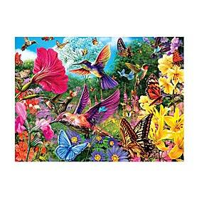 1000 pcs Animal Jigsaw Puzzle Adult Puzzle Gift Stress and Anxiety Relief Parent-Child Interaction Paper Adults Toy Gift