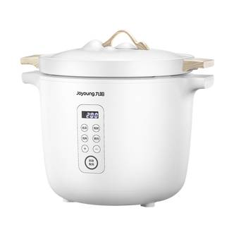 JOYOUNG 【NEW】Beishan Ceramic Electronic Smart Slow Cooker, 3.5L, D-35Z2M/D-35Z2U, 500W  - Size: 1