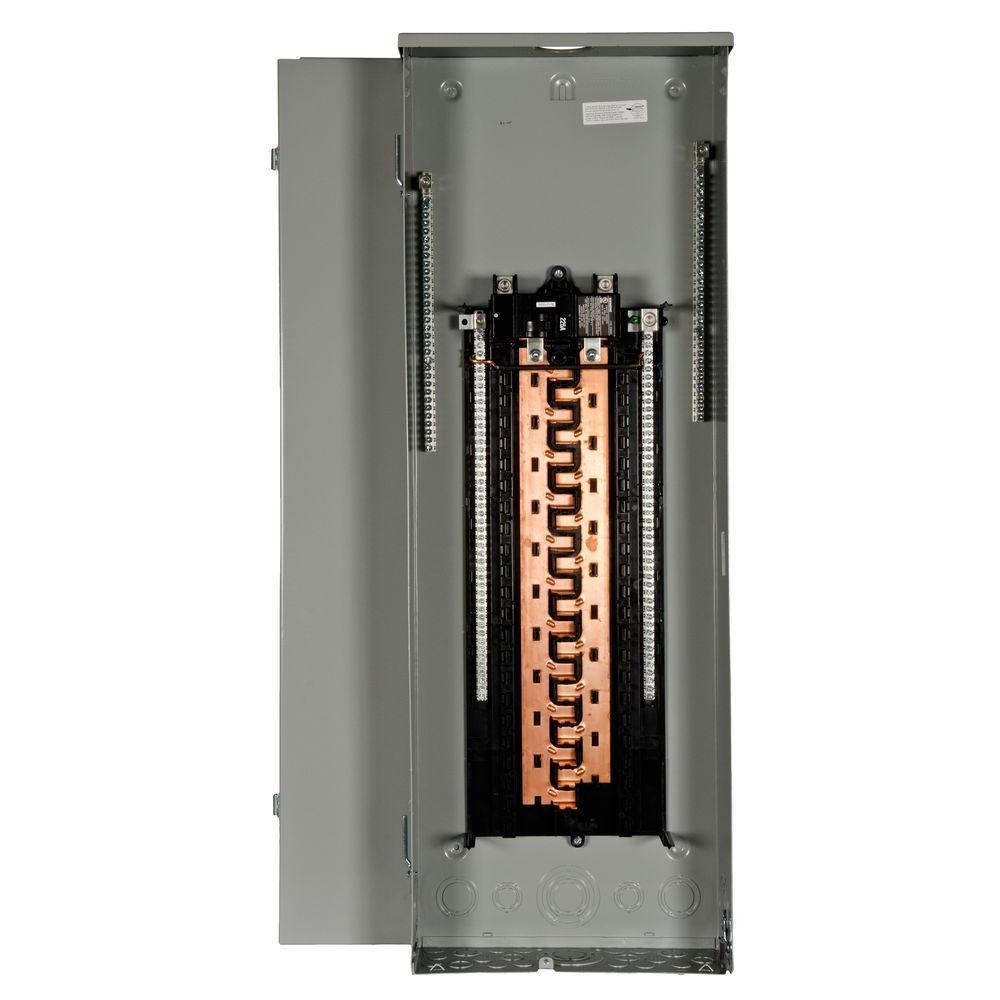 Siemens PL Series 225 Amp 42-Space 60-Circuit Main Breaker Outdoor Load Center