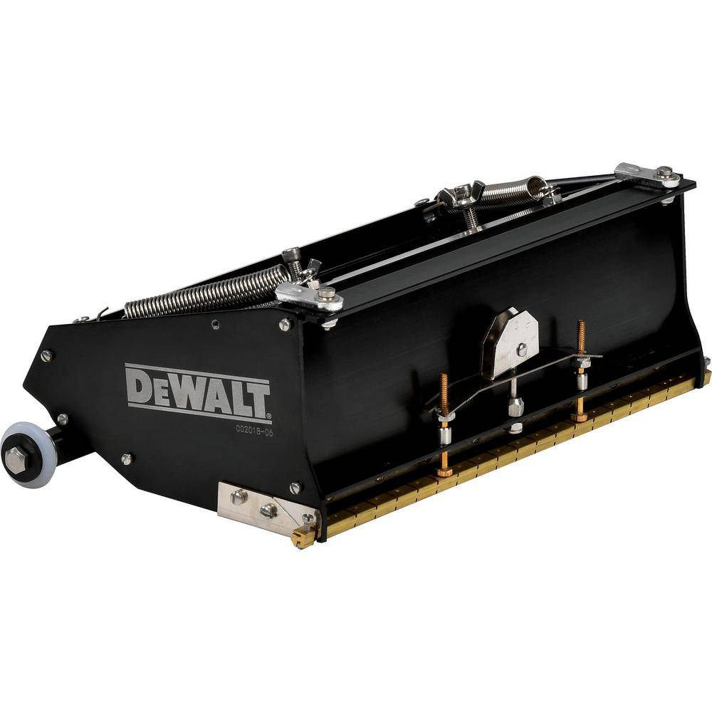 DEWALT 10 in. Standard Flat Box